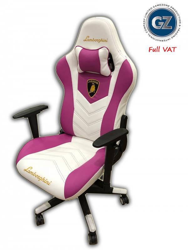 Siêu ghế gaming Lamborghini - Bóng hồng rạng rỡ