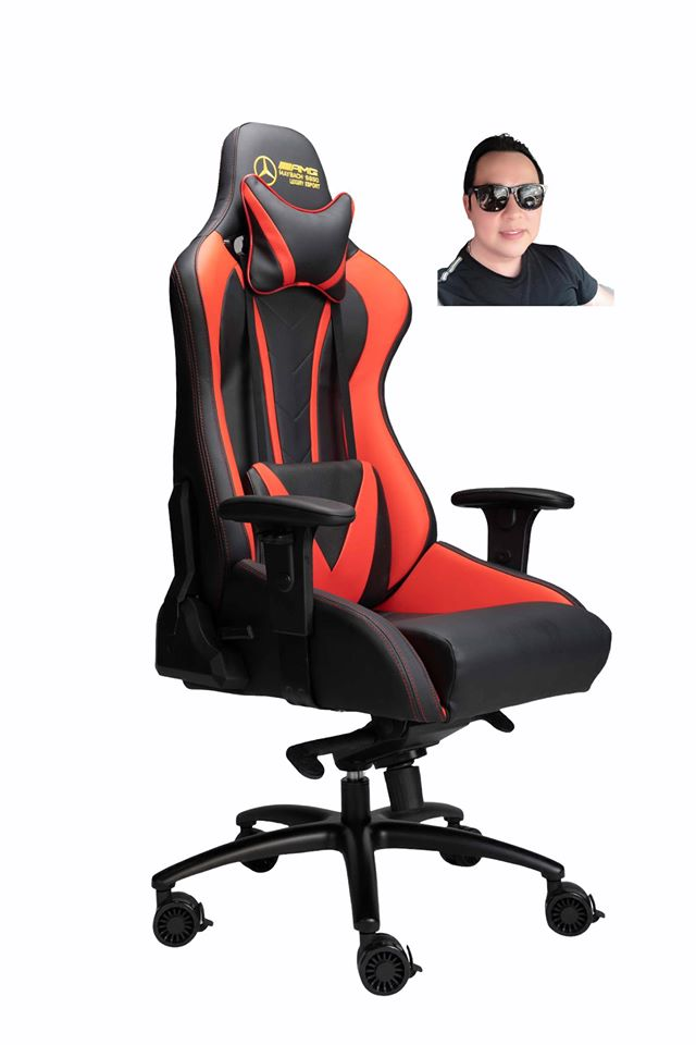 Ghế Gamezone Maybach S650 - King of gaming chair